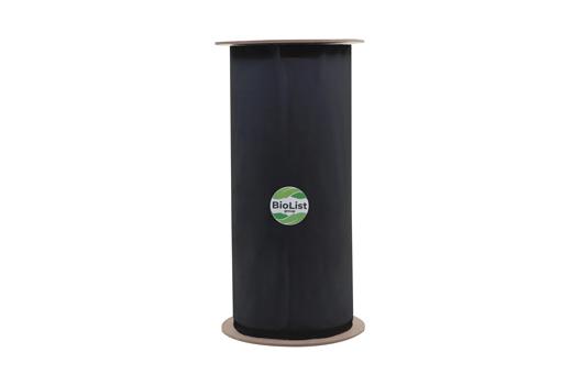 Клеевая цветоловушка черная ПВД рулон 30 см х 100 м