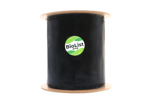 Клеевая цветоловушка черная ПВД рулон 15 см х 100 м