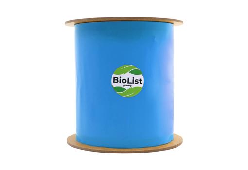 Клеевая цветоловушка синяя ПВД рулон 15 см х 100 м