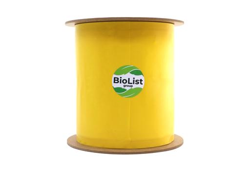 Клеевая цветоловушка желтая ПВД рулон 15 см х 100 м
