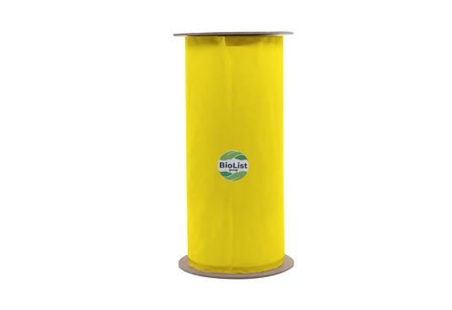 Клеевая цветоловушка желтая ПВД рулон 30 см х 100 м